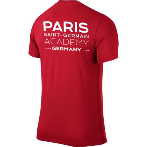 psg academy germany shirt hinteransicht