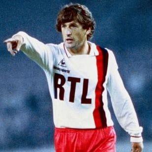 PSG Legende Safet Sušić