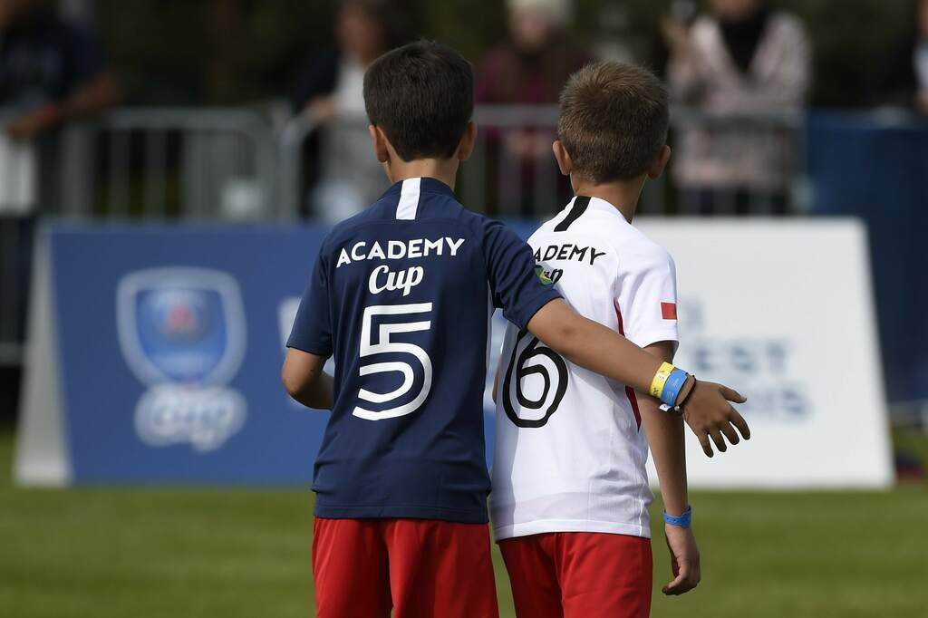 PSG Academy World Cup das Turnier im Parc des Princes