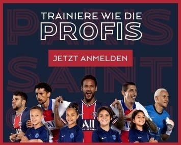 PSG Academy Banner