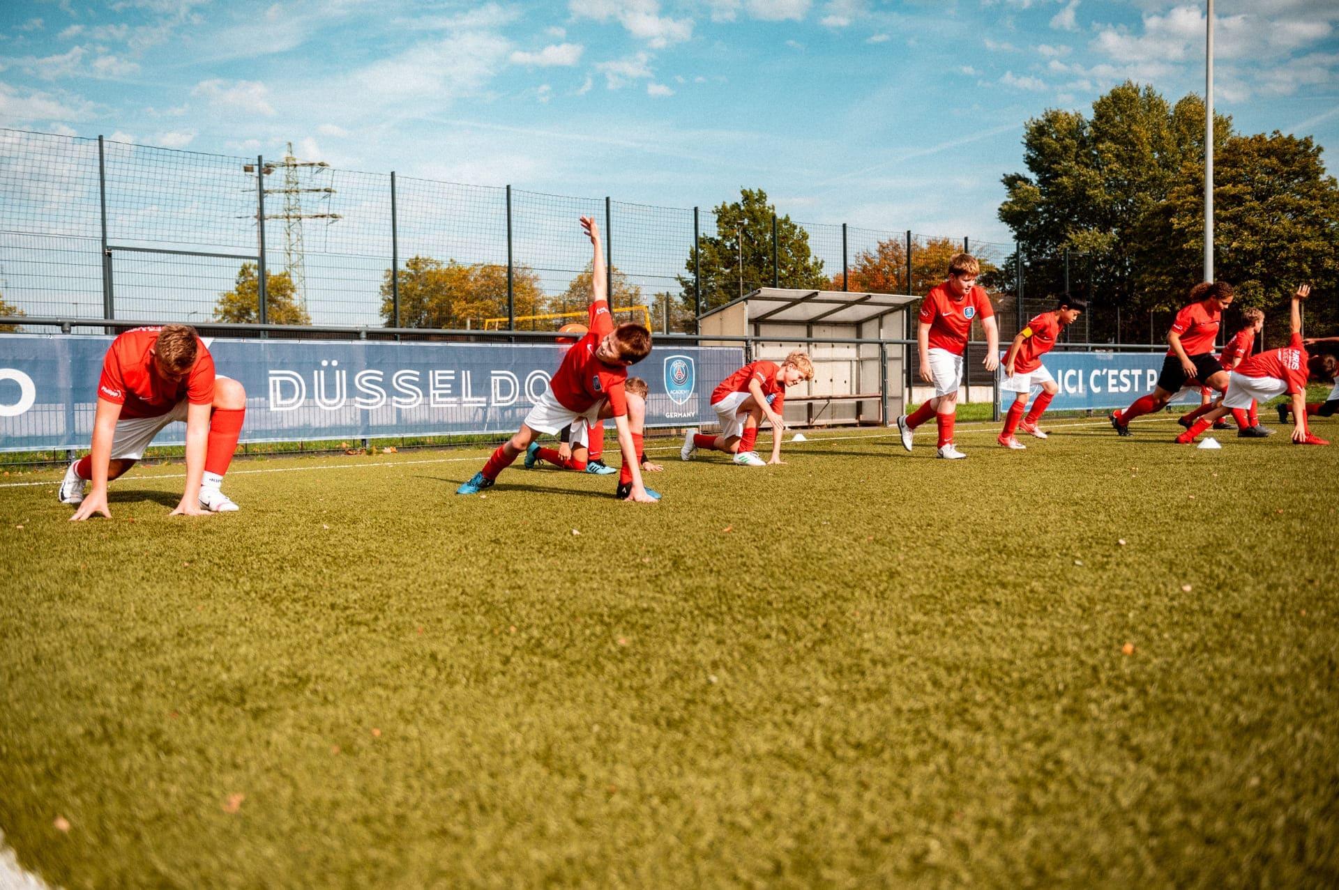 PSG Academy Germany Athletiktraining