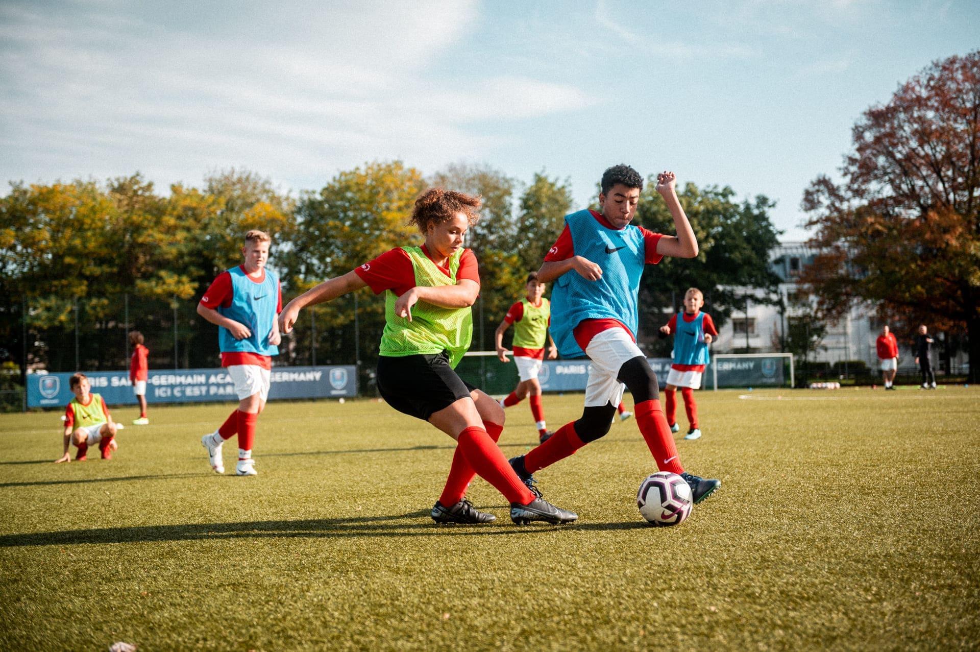 PSG Academy Germany für Jungen und Mädchen
