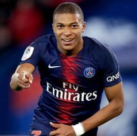 PSG Spieler Mbappe