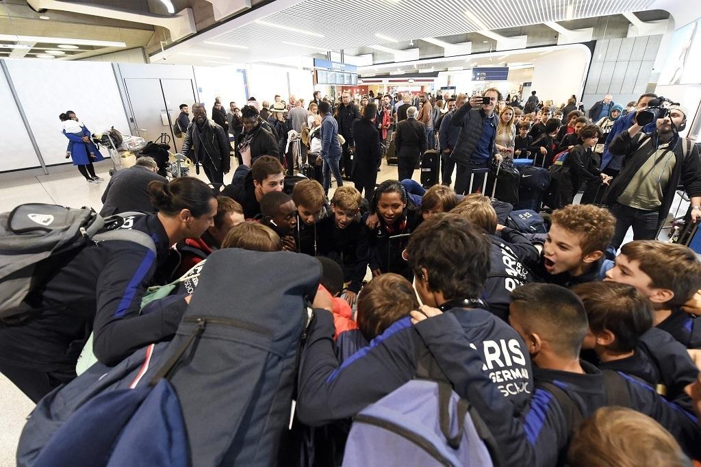 PSG Academy World Cup das viertägige Turnier in Frankreich
