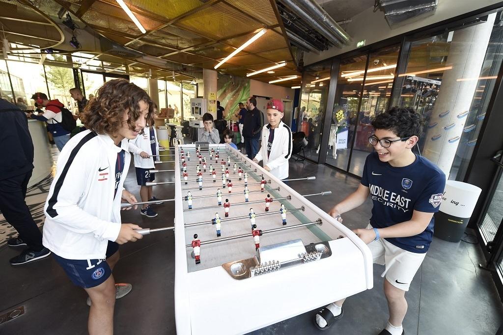 PSG Academy World Cup das viertägige Turnier in Frankreich mit Zeit zur Entfaltung